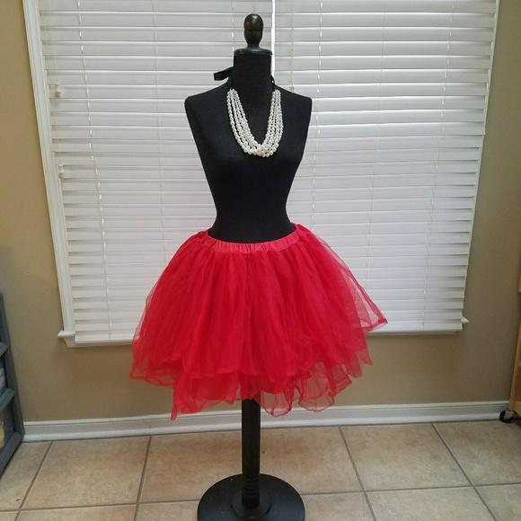 d06b717834 target Skirts | Costume Petticoat | Poshmark
